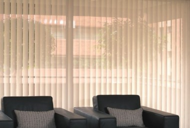 Cortinas Verticales Screen 89 mm 3%-1%-jaspeadas